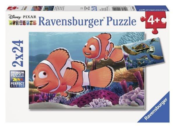 Disney Finding Nemo Nemos Avonturen Ravensburger090440 01 Kinderpuzzels.nl .jpg