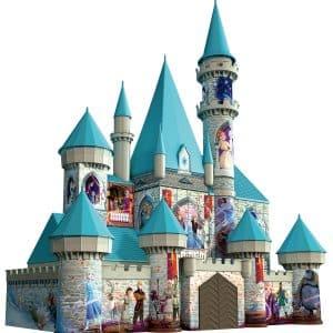 Disney Frozen 2 3d Kasteel Ravensburger111565 01 Legpuzzels.nl