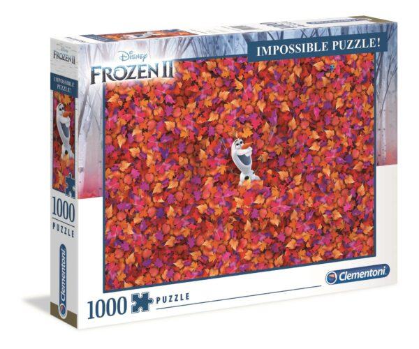Disney Frozen 2 Impossible Puzzel Clementoni