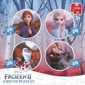 Disney Frozen Jumbo Kinderpuzzel