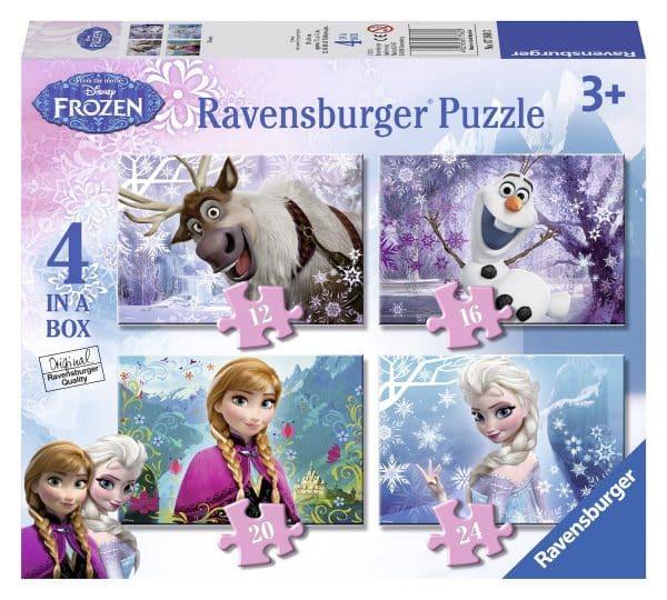 Disney Frozen Ravensburger Kinderpuzzel