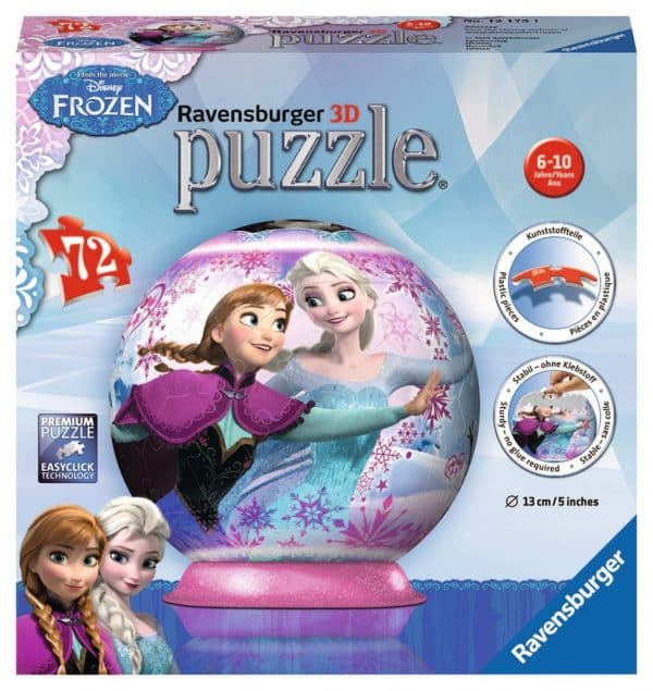 Disney Frozen Puzzleball Ravensburger Kinderpuzzel