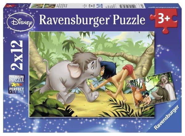 Disney Jungle Book Mowgli En Zijn Vrienden Ravensburger075874 01 Kinderpuzzels.nl .jpg