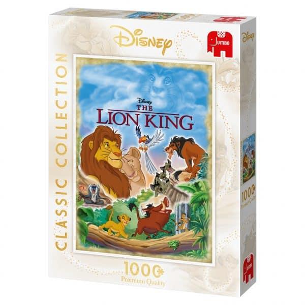 Disney Lion King Movie Poster Jumbo18823 02 Legpuzzels.nl
