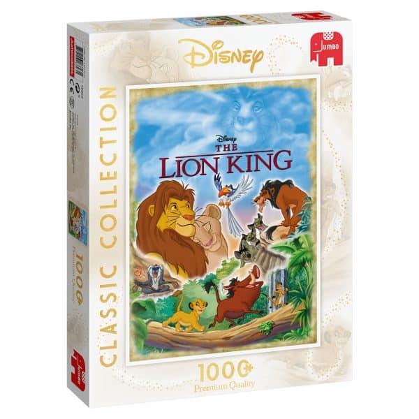 Disney Lion King Movie Poster Jumbo18823 03 Legpuzzels.nl