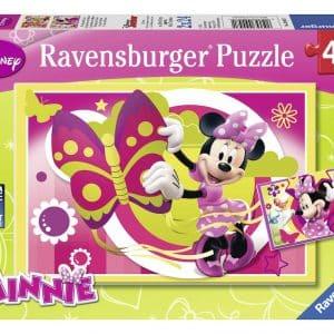 Disney Minnie Mouse Een Dag Met Minnie Ravensburger090471 01 Kinderpuzzels.nl .jpg
