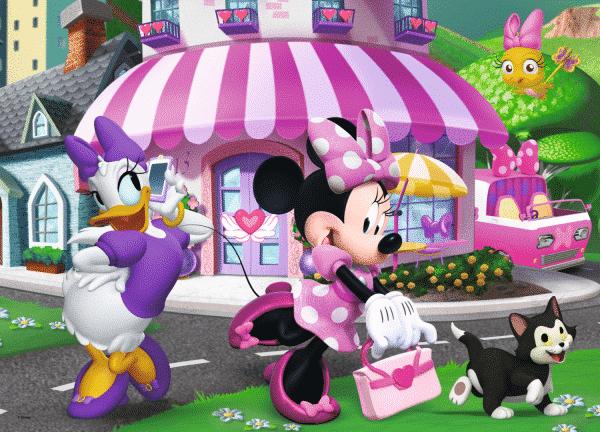 Disney Minnie Happy Helpers Vloerpuzzel