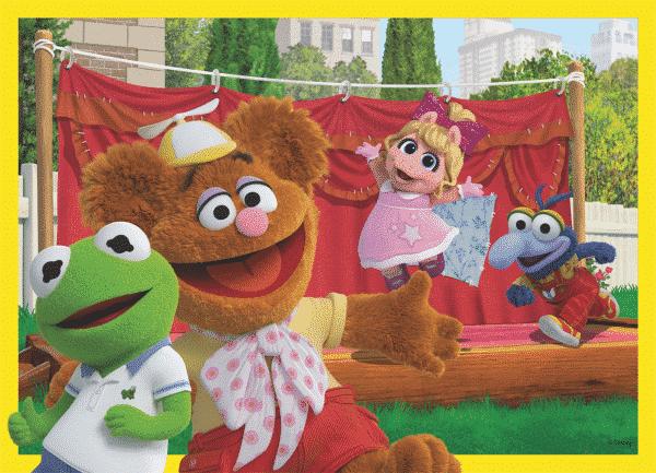 Disney Muppet Babies Jumbo Kinderpuzzel