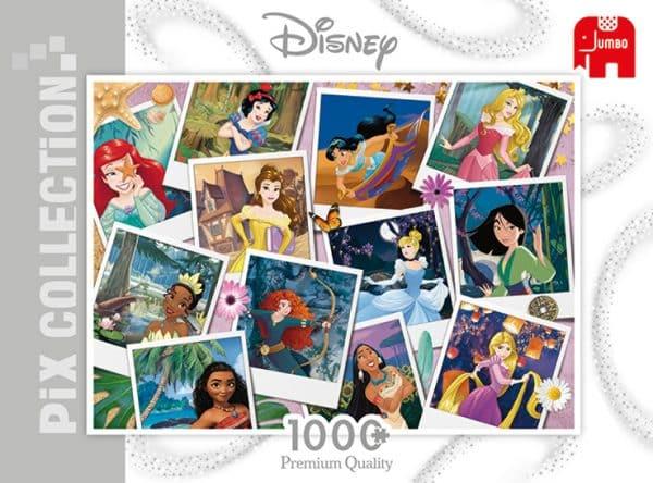 Disney Princess Selfie Jumbo19763 04 Legpuzzels.nl