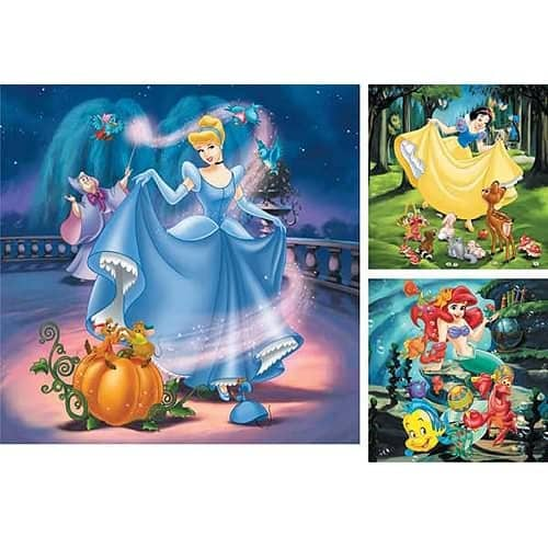 Disney Princessen Ravensburger