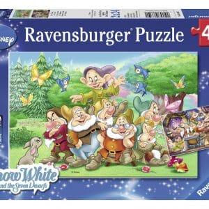 Disney Prinses 7 Dwergen Ravensburger088591 01 Kinderpuzzels.nl .jpg