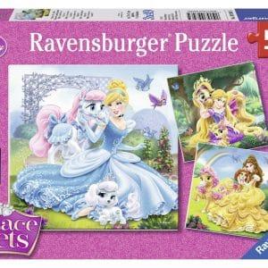Disney Prinsessen Belle Assepoester En Rapunzel Ravensburger093465 01 Kinderpuzzels.nl .jpg