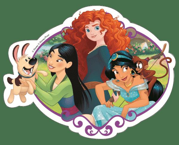 Disney Prinsessen Jumbo Kinderpuzzel