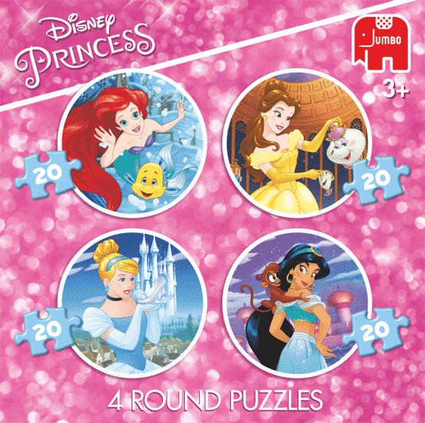 Disney Prinses Jumbo Kinderpuzzels