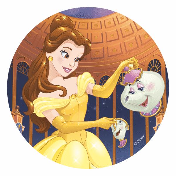 Disney Prinses Belle Jumbo Kinderpuzzel