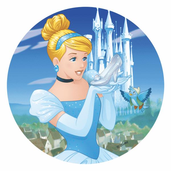 Disney Prinses Assepoester Jumbo Kinderpuzzel