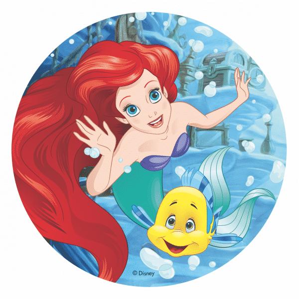 Disney Prinsessen Ariël Jumbo Kinderpuzzel