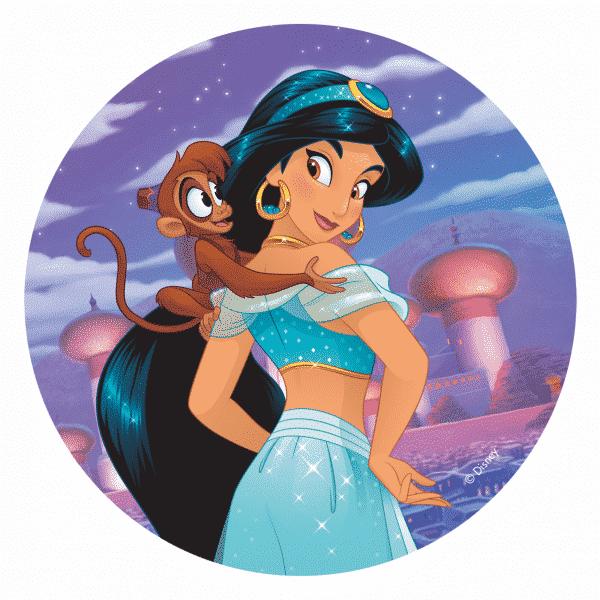 Disney Prinses Jasmine Jumbo Kinderpuzzels