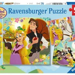 Disney Tangled Ravensburger Kinderpuzzel