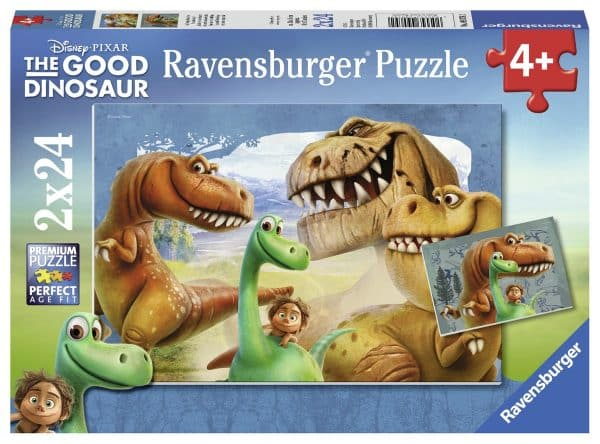 Disney The Good Dinosaur Speciale Vriendschap Ravensburger090792 01 Kinderpuzzels.nl .jpg