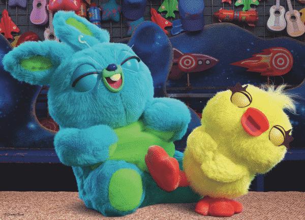 Disney Toy Story Jumbo Kinderpuzzel