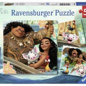 Disney Vaiana Vaianas Ontdekkingsreis Ravensburger08004 01 Kinderpuzzels.nl .jpg