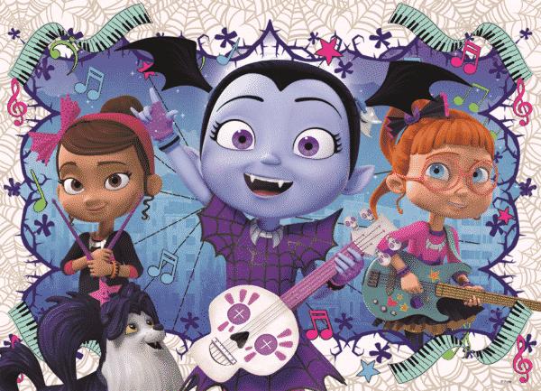 Disney Vampirina Jumbo Kinderpuzzel