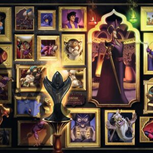 disney villainous collectie jafar