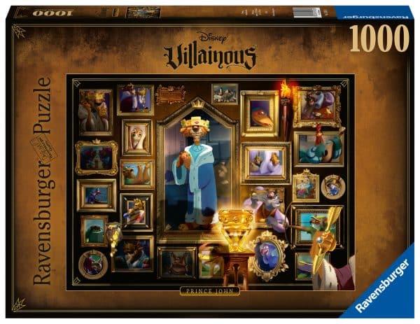 Disney Villainous Collectie King John Ravensburger150243 02 Legpuzzels.nl