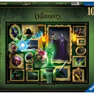 Disney Villainous Collectie Malificent Ravensburger150250 02 Legpuzzels.nl