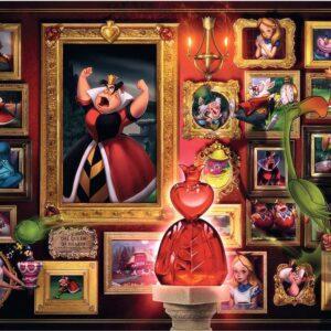 disney villainous collectie queen of hearts