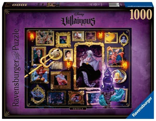 Disney Villainous Collectie Ursula Ravensburger150274 02 Legpuzzels.nl
