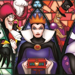 Disney Villains Clementoni