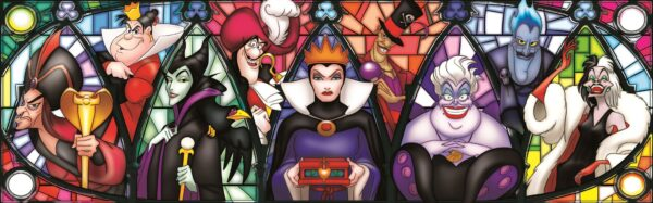 Disney Villains Clementoni