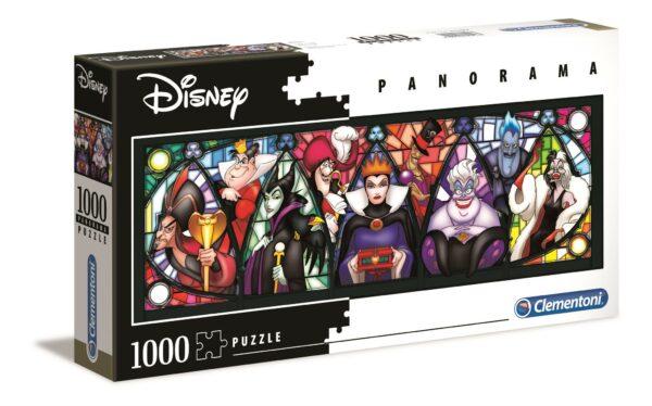 Disney Villains Panorama Clementoni