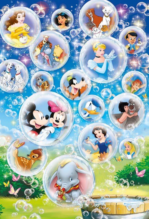 Disney Klassiekers Prinsessen Mickey Donald