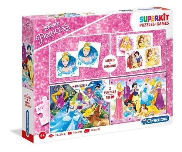 Disney Prinsessen Clementoni Kinderpuzzel Sneeuwwitje