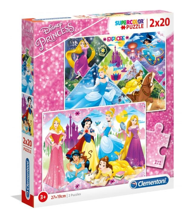 Disney Prinsessen Clementoni24751 01 Kinderpuzzels.jpg