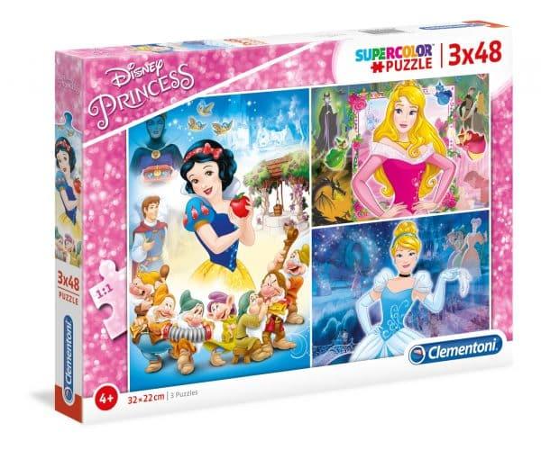 Disney Prinsessen Doornroosje Sneeuwwitje Assepoester