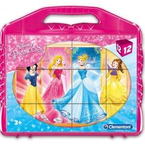 Disney Prinsessen Clementoni Kinderpuzzel