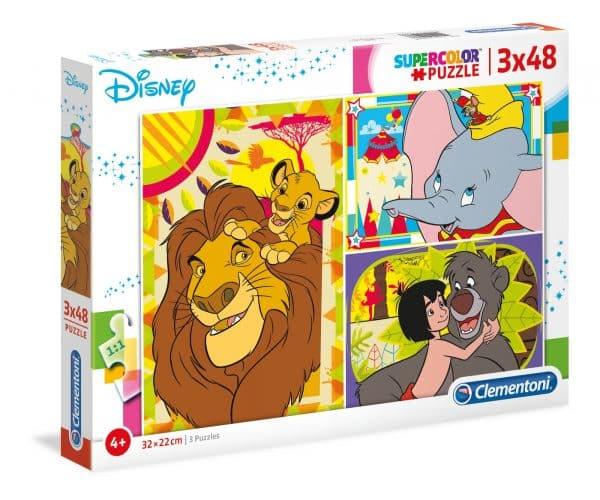Disney Lion King Dombo Jungle Book