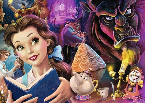 Disney Princess Belle Ravensburger Legpuzzel