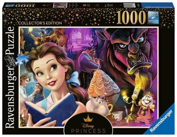 Disney Princess Belle Ravensburger Legpuzzels
