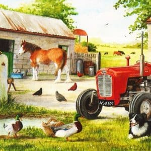 Dog Duck The House Of Puzzles Legpuzzel 5060002001882 1.jpg