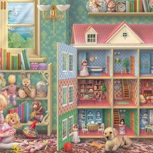 Dolls House Memories Falcon