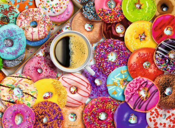 doughnut distrub! 16774 ravensburger 1