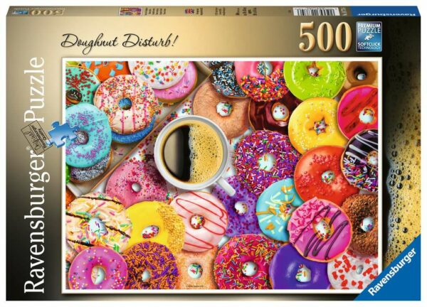 doughnut distrub! 16774 ravensburger 2