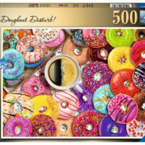 Doughnut Disturb Legpuzzels