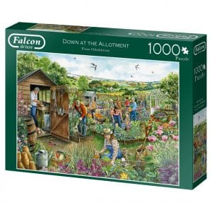 Down At The Allotment Jumbo11265 02 Legpuzzels.nl
