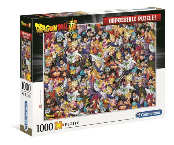 Dragon Ball Impossible Puzzel Clementoni